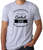 The World's Coolest Dad T-Shirt - Clever Fox Apparel