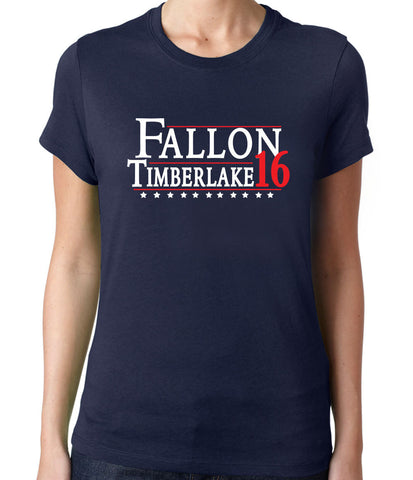 Fallon Timberlake 2016 T-Shirt-Women's - Clever Fox Apparel