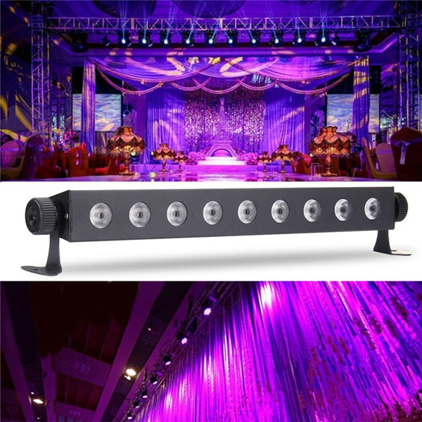 LED Bar Light Blacklight DJ Party Lamp