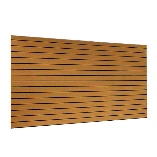 240cmx90cmx5mm Gold With Black Lines Marine Flooring Faux Teak  Foam Boat Decking Sheet