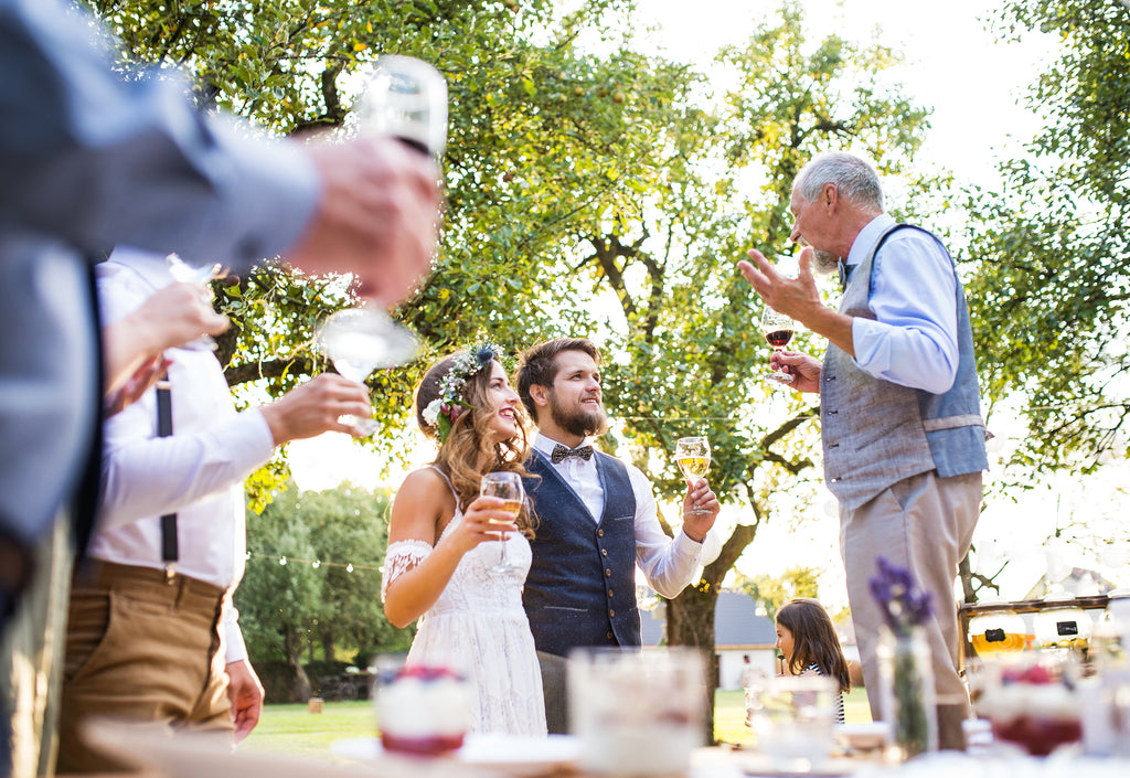 Will Grandparents Help Pay For Your Wedding?