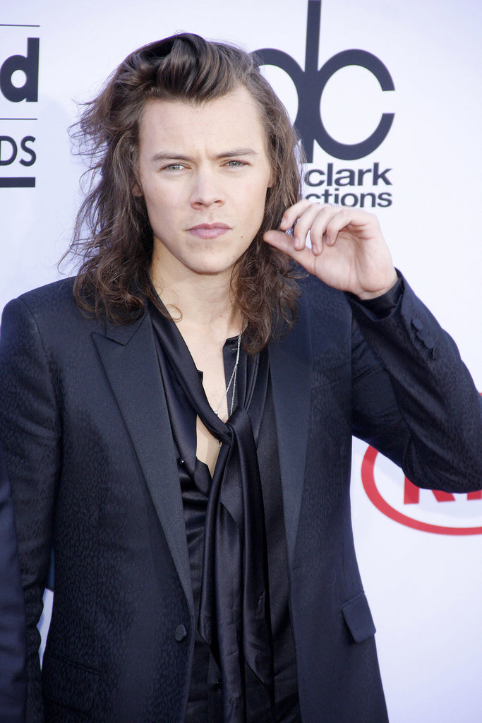 Harry Styles Is Making Statement Ties Cool