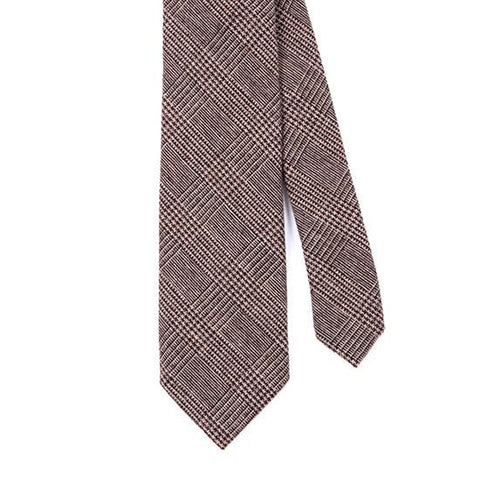 Brown Wool Ties - TIE DOCTOR online