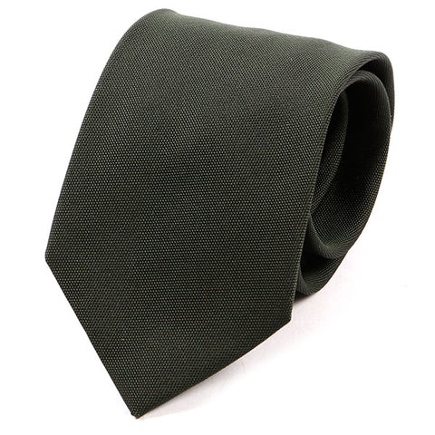 Unique Green Silk Tie