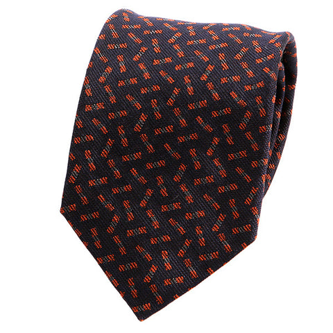 Confetti Rush Silk Tie - Handmade Silk Wool And Knitted Ties by Tie Doctor