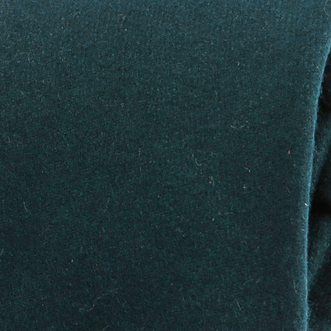 Green Brushed Wool Tie - Handmade Limited Edition Ties by Tie Doctor