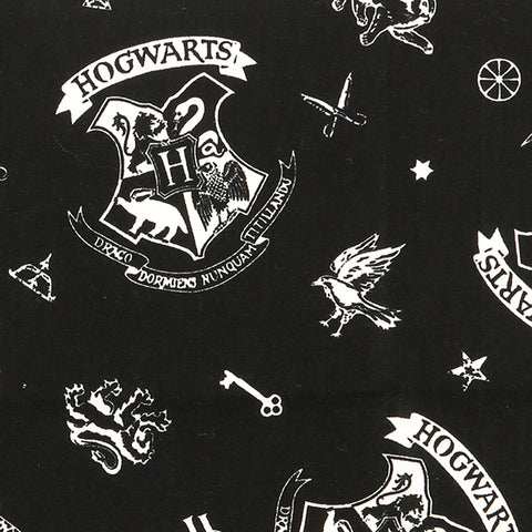 Harry Potter Black Limited Edition Pocket Square
