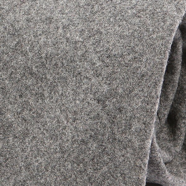 Soft Grey 8cm Wool Tie