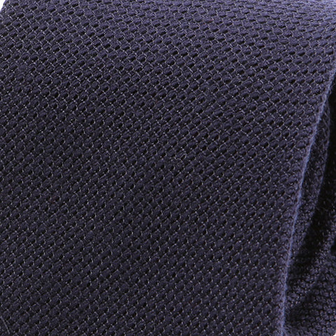 Navy Gren Duo Wool Tie