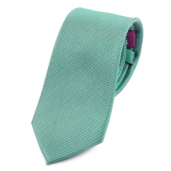 Mint Green Silk Tie