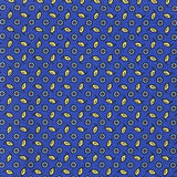 Limited Edition Blue & Yellow Silk Pocket Square - TIE DOCTOR online
