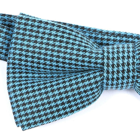 Blue & Black Bow Tie - TIE DOCTOR online