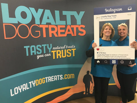 Niagara Dog Rescue at Loyalty Dog Treats