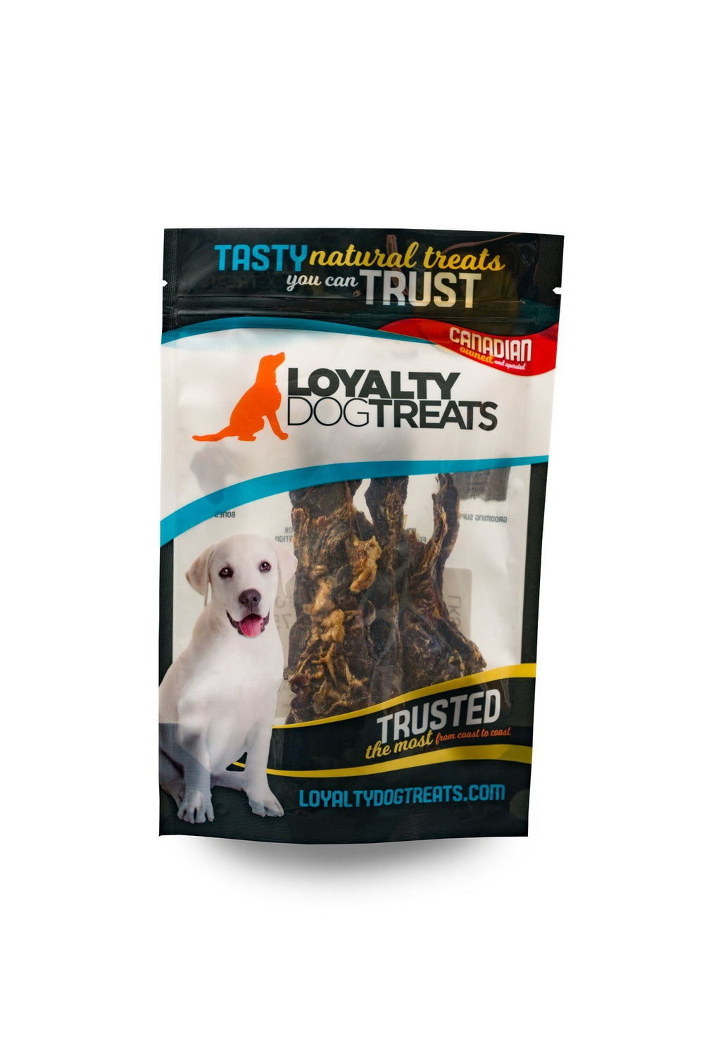 dehydrated kangaroo steak, loyalty dog treats
