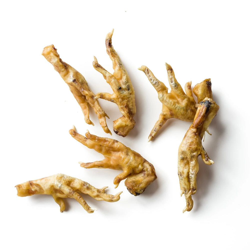 chicken feet loyalty dog treats