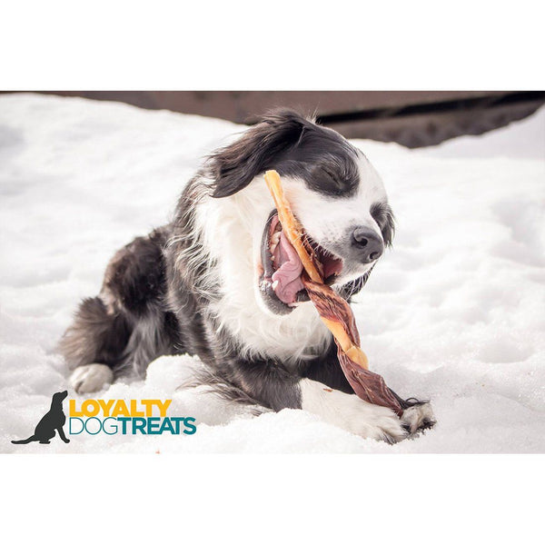 Beef Backstrap and Gullet - Meat Twist