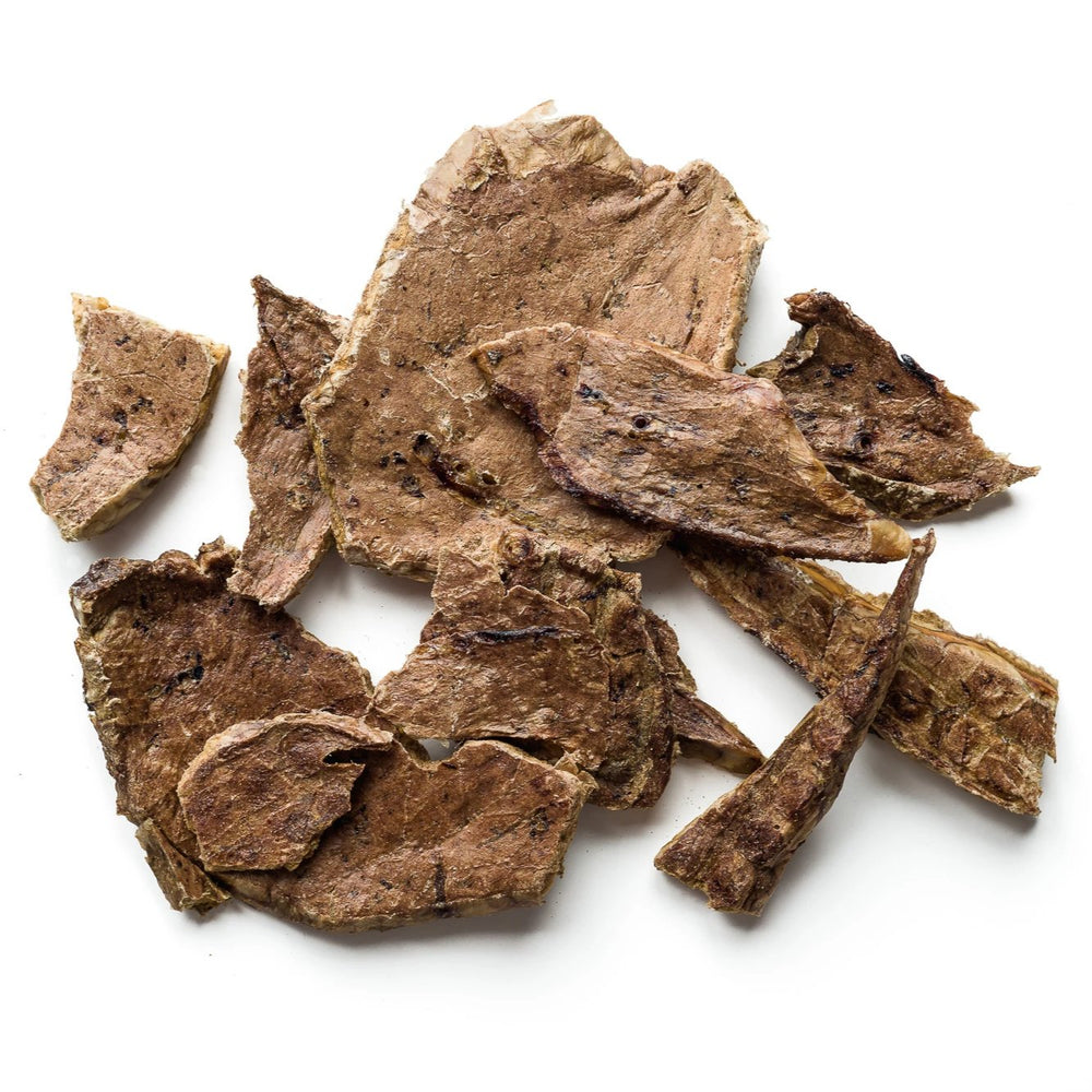 beef lung loyalty dog treats