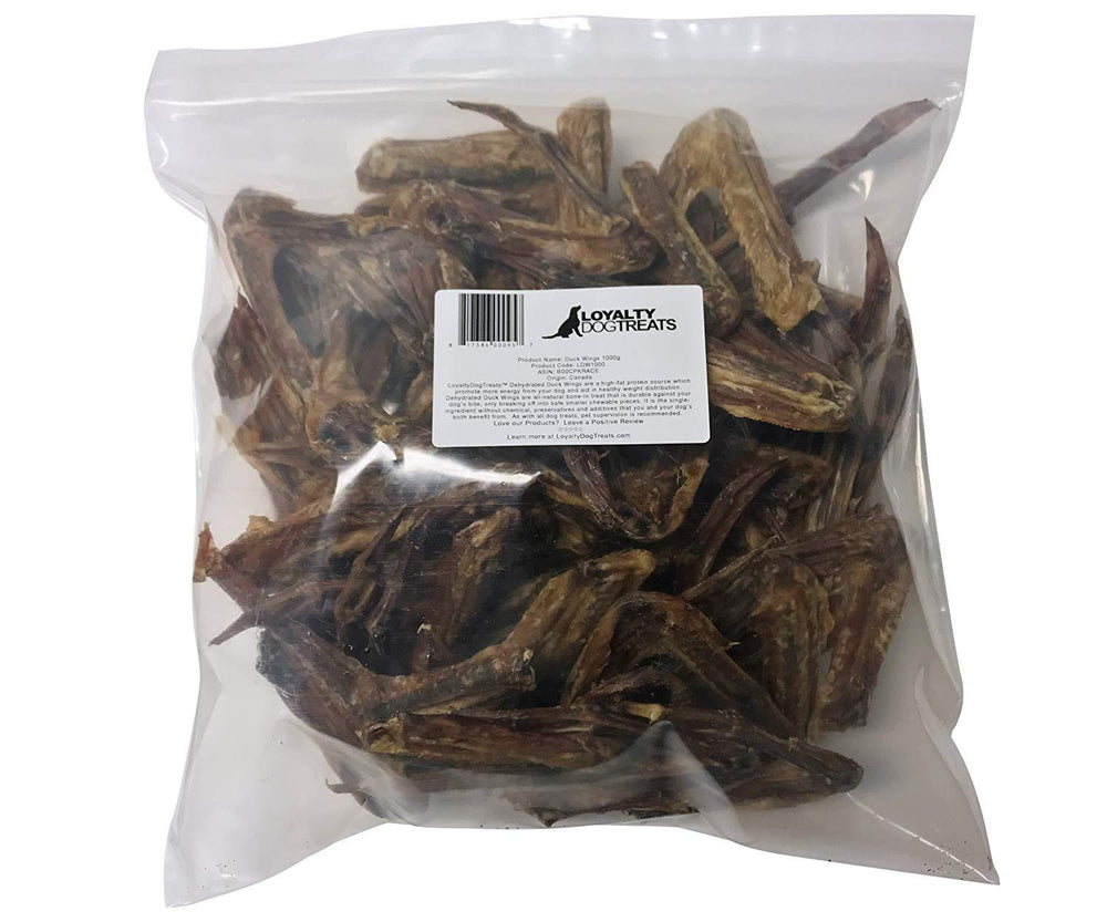 duck wing 1000g bag