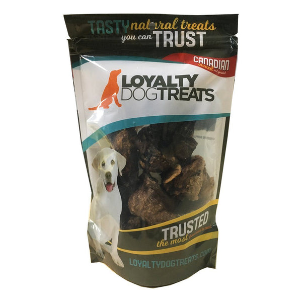 Kangaroo lung loyalty dog treats