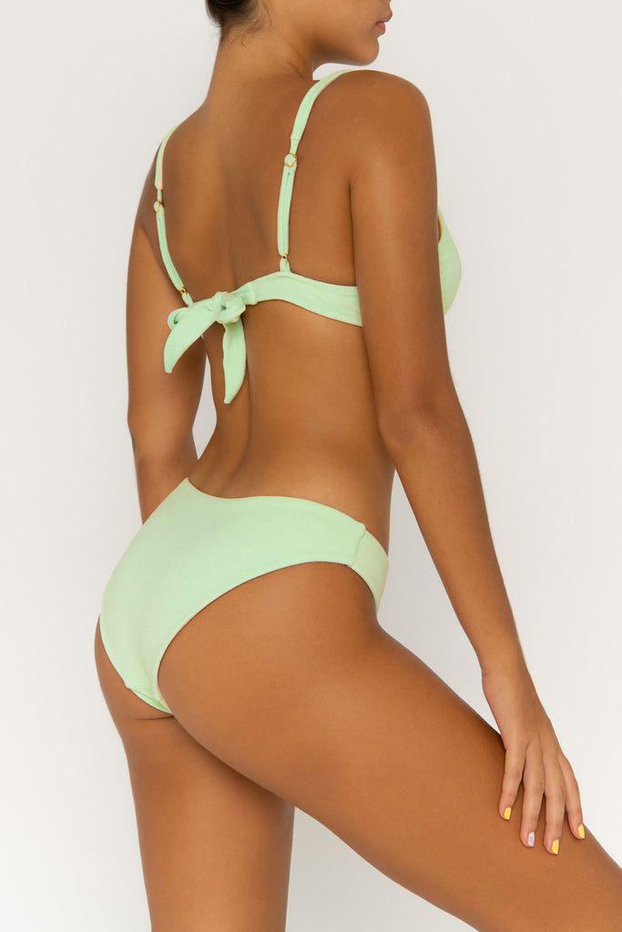 SICILY TOP MINT TERRY