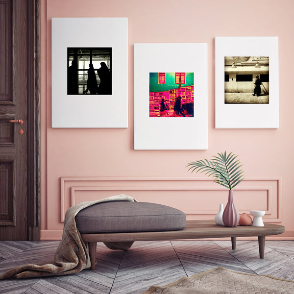 Living Room Wall Art Decor Photography Art Therapy