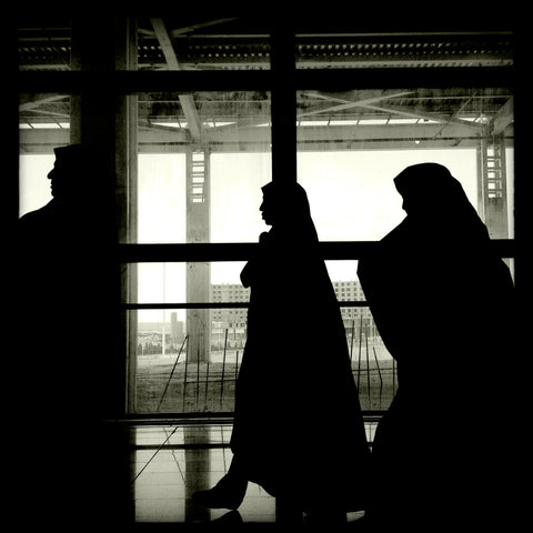Black And White Photography Prints Stuck In Customs In Iran
