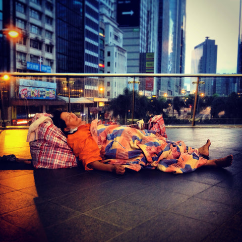 Sleepless In The City | Wall Art Decor Prints | Taken in Central, Hong Kong