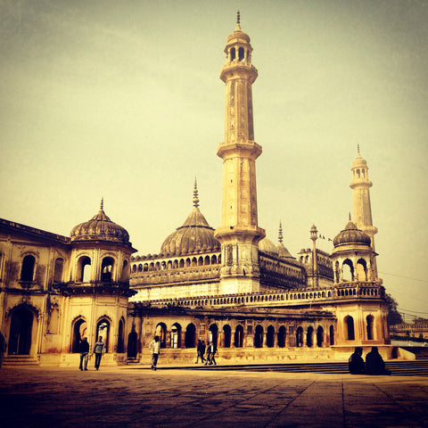 Lucknow Mosque | Wall Art Decor Prints | Taken in Lucknow, India - House Of Flux