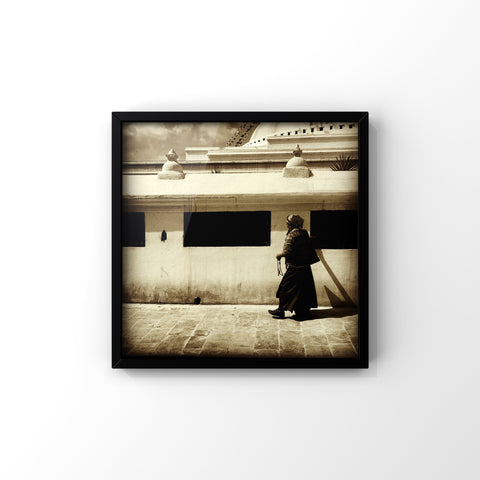 Faith | Wall Art Decor Prints | Taken in Kathmandu, Nepal - House Of Flux
