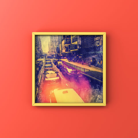 TGIF | Wall Art Decor Prints | Taken in Mong Kok, Hong Kong - House Of Flux