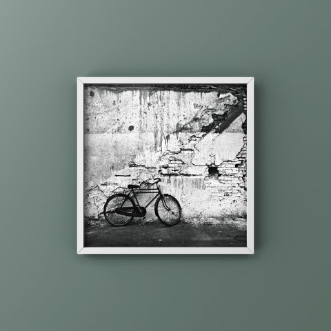 Iran Bike Porn | Wall Art Decor Prints | Taken in Mashhad, Iran - House Of Flux