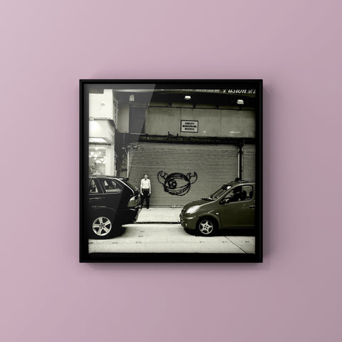 Streets Be Watchin' | Wall Art Decor Prints | Taken in Tsim Sha Tsui, Hong Kong - House Of Flux