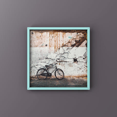 Iran Bike Porn II | Wall Art Decor Prints | Taken in Mashhad, Iran - House Of Flux