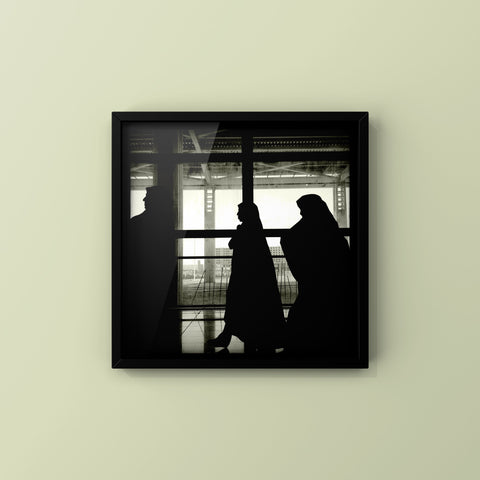 Three Wise Women | Wall Art Decor Prints | Taken in Tehran, Iran - House Of Flux