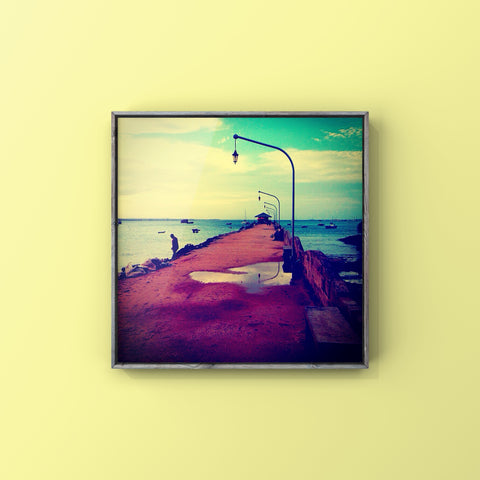 Good Vibes From Tanzania | Wall Art Decor Prints | Taken in Dar Es Salaam, Tanzania - House Of Flux