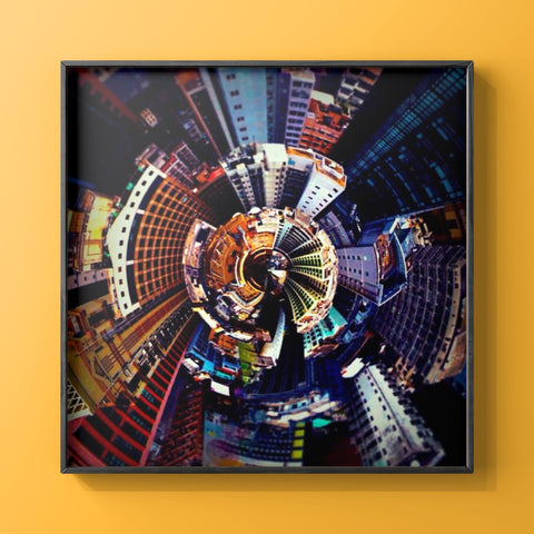 Cosmopolitan City | Wall Art Decor Prints | Taken in Tsim Sha Tsui, Hong Kong - House Of Flux