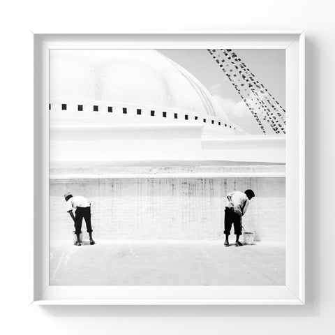 The Stupa of Boudhanath | Wall Art Decor Prints | Taken in Boudhanath, Nepal - House Of Flux