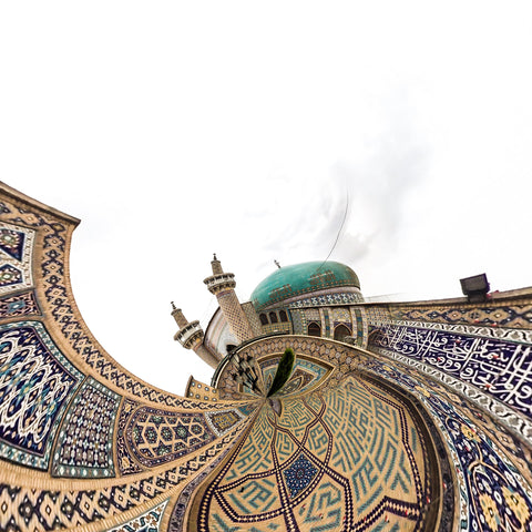 Ziyarat | Wall Art Decor Prints | Taken in Mashhad, Iran - House Of Flux