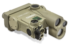 DBAL-A4, IR LED III and White Light, Desert Finish (Green Laser)