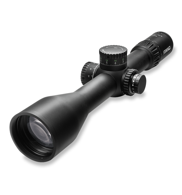 P4Xi 4-16x56 with FREE RINGS ($200 value!)