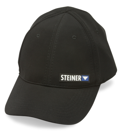 Black Steiner Ball Cap
