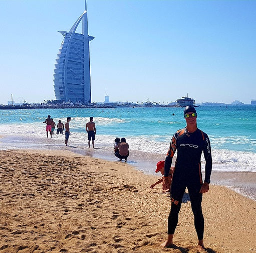 Race Report - IRONMAN 70.3 Dubai 2018