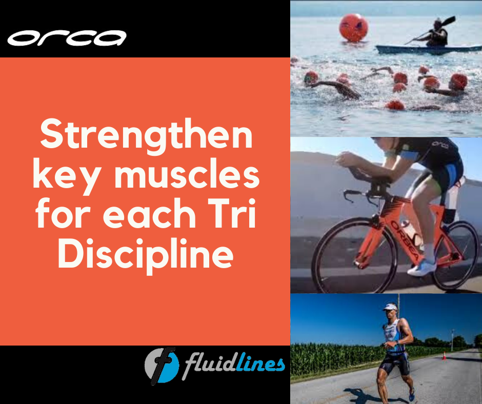 How to Strengthen Key Muscles for Each Tri Discipline