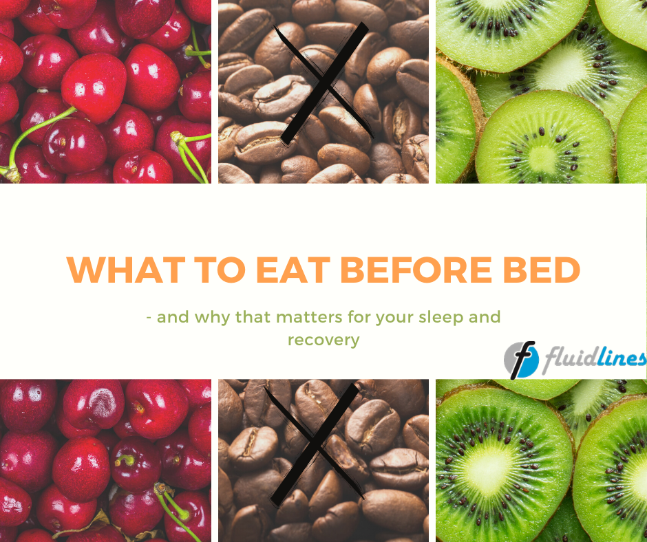 POLAR ADVISES WHAT TO EAT BEFORE BED – AND WHY THAT MATTERS FOR YOUR SLEEP AND RECOVERY