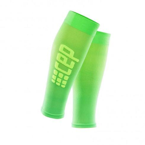 CEP Pro+ Ultralight Calf Sleeve Viper/Green Men