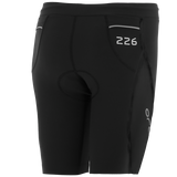WOMENS 226 KOMP TECH SHORT BK - Fluidlines