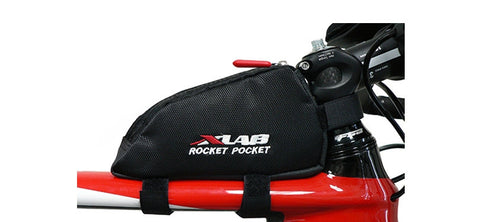 XLAB Rocket Pocket - Black - Fluidlines