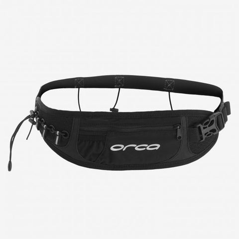 ORCA RACE BELT W/ZIP POCKET BK - Fluidlines