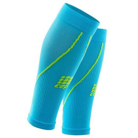 CEP Pro+ Calf Sleeve 2.0 Hawaii Blue/Green Men - Fluidlines