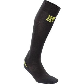 CEP Ortho Achilles Support Sock Black/Green Woman